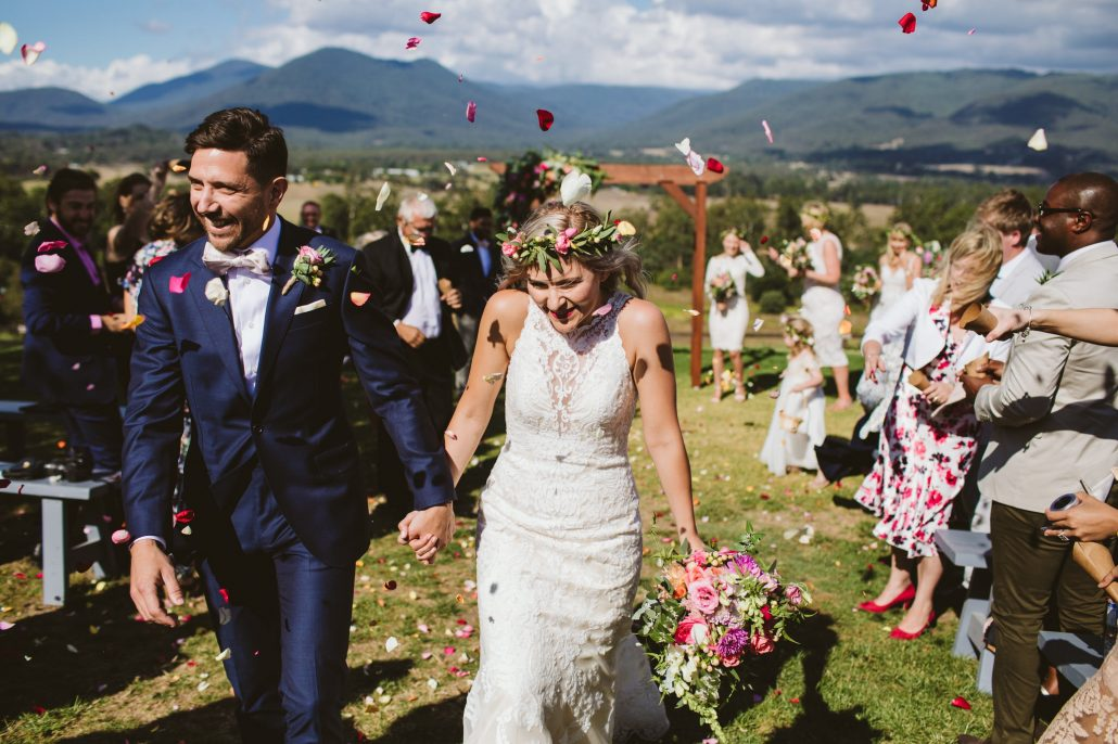 Wedding Photo Yarra Valley